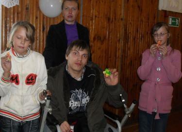 Встреча «Международный день инвалидов»