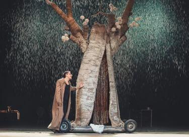 Спектакль «Продавец дождя»