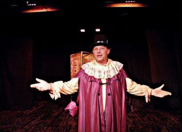 Спектакль «Волшебная книга, или Ромка в тридевятом царстве»