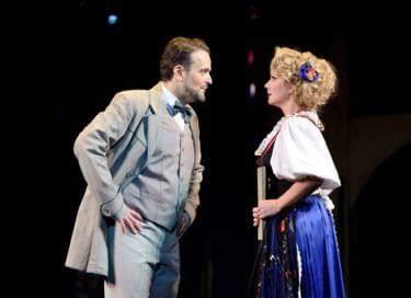 Оперетта «Графиня Марица»