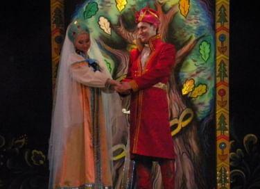 Спектакль «Лукоморье»