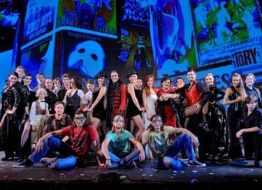 Спектакль-концерт «Хиты Бродвея – 2. На сцене и на экране»