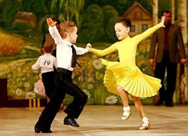 Областной турнир по спортивным бальным танцам «Звездочки Белогорья»