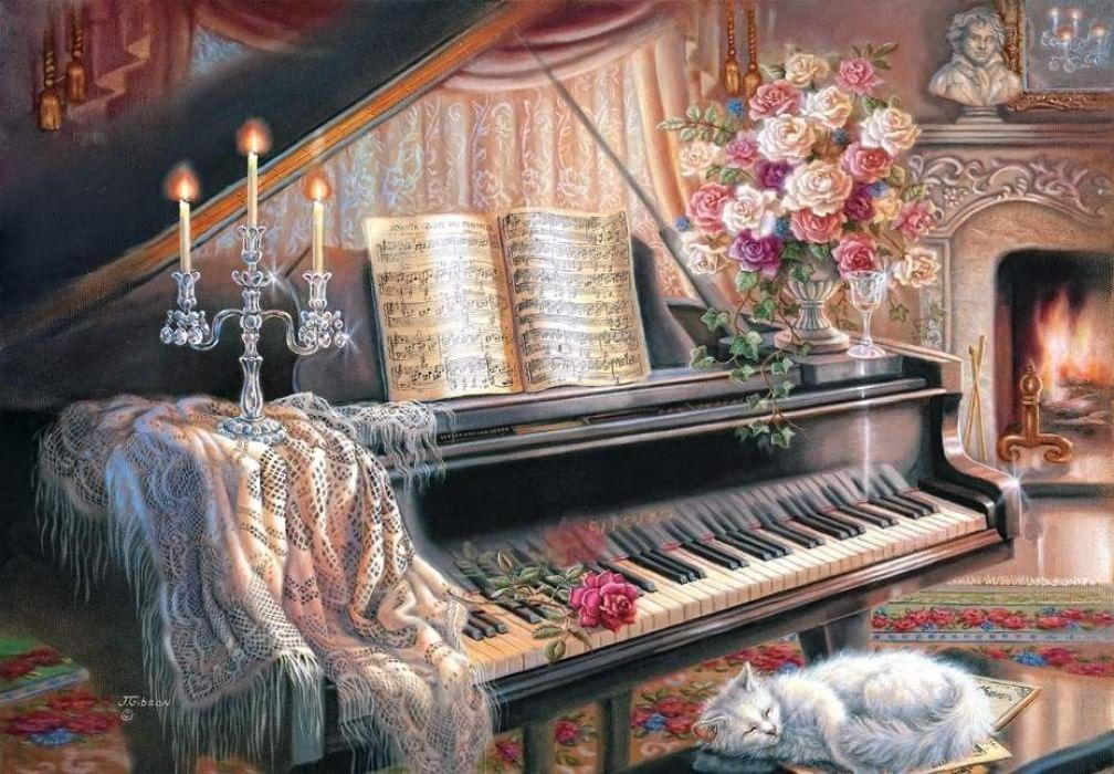 ежедневно картинки описывающие музыку часто говорят
