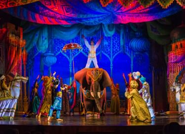 Балет «Волшебная лампа Аладдина»
