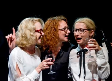 Спектакль «Всё о женщинах»