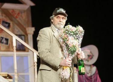 Спектакль «Жениха вызывали»