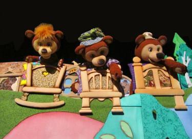 Спектакль «Три медведя»