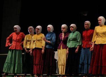 Спектакль «Бумбараш»