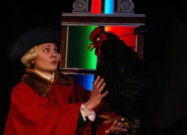 Спектакль «Чёрная курица, или Подземные жители»