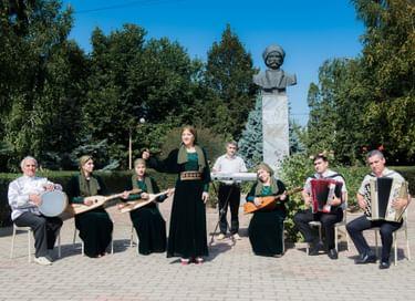 Концерт артистов Даргинского театра