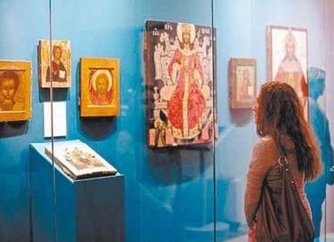 Выставка «Новый Иерусалим – памятник истории, культуры и архитектуры XVII–XIX веков»