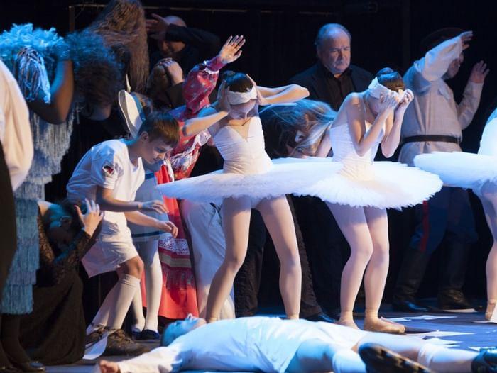 Спектакль «Концерт по случаю конца света»