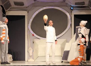 Спектакль «Побег из космоса»
