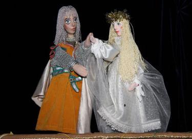 Спектакль «Приключение рыцаря Лионеля»