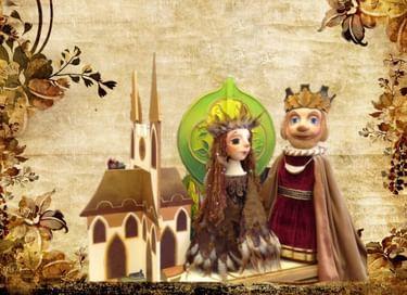 Спектакль «Принцесса Крапинка»