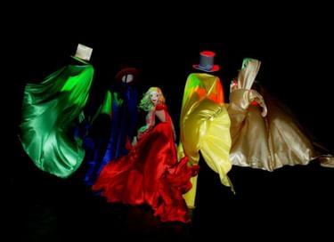 Спектакль «Puppet-show – Привет! Бонжур! Хэллоу!»