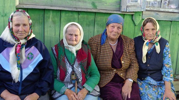 Весенние хороводы в Климовском районе Брянской области
