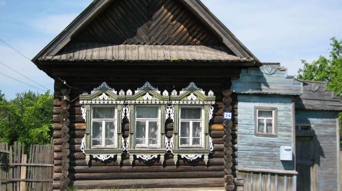 Технологии жилого строительства и домовой резьбы в Селивановском районе Владимирской области