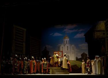 Спектакль «Князь Игорь»