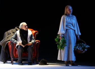 Спектакль «Бедная Лиза»