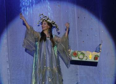 Спектакль «Подарок феи»