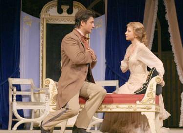 Спектакль «Русский водевиль»