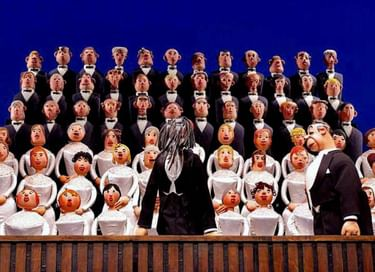 Спектакль «Необыкновенный концерт»