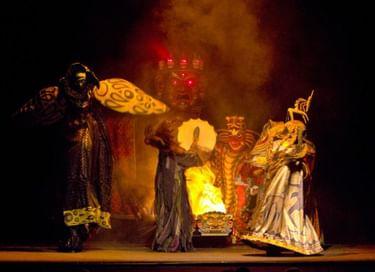 Спектакль «Большое путешествие: драконы, демоны, герои»