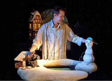 Спектакль «Снеговик»