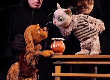Спектакль «Кот Васька и его друзья»