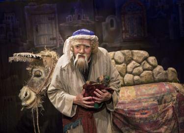 Спектакль «Али-Баба и сорок разбойников»