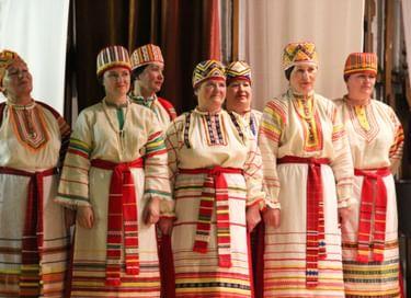 Первый этап фестиваля народной песни «Поет село родное»