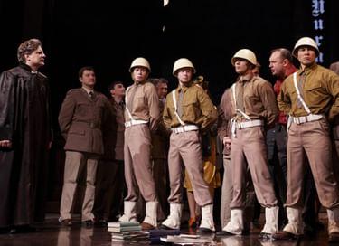 Спектакль «Нюрнберг»