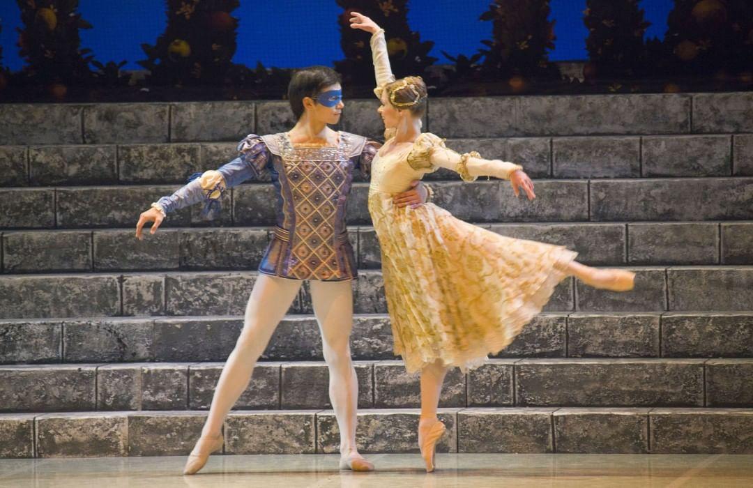 там картинки балет ромео и джульетта любезнов