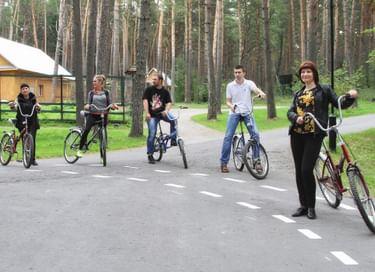 Велопленэр в честь 70-летия Великой Победы