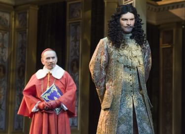 Спектакль «Молодость Людовика XIV»