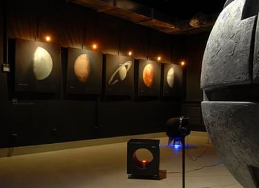 Экспозиция «Ожидание космоса»