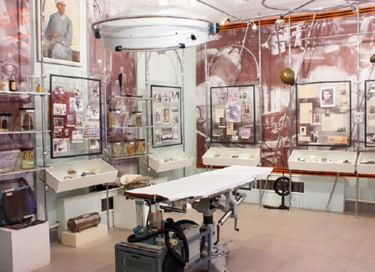 Экспозиция «Из истории ярославской медицины»
