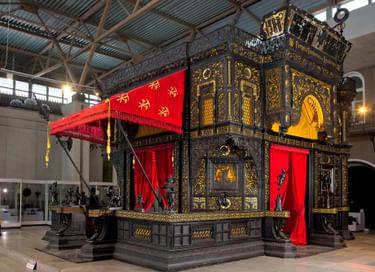 Постоянная экспозиция «Уральское художественное литье XIX–XX веков»