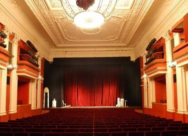 Открытие сезона в Театре на Малой Бронной