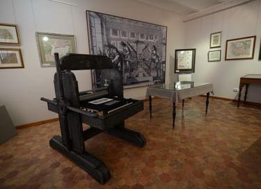 Экспозиция «Зарубежное искусство»