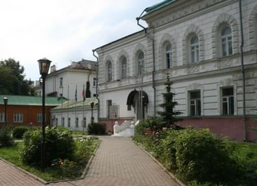 Экспозиция «Десять веков истории Ярославля»