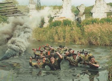 Выставка «История морской пехоты России»