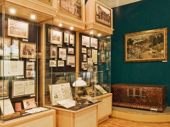 Выставка «Дом русской литературы XX века»