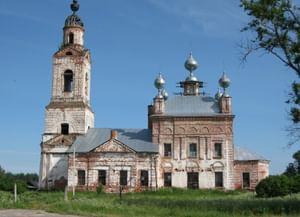 Традиции церковного строительства в Селивановском районе Владимирской области