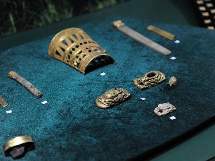 Выставка «Золото кочевников»