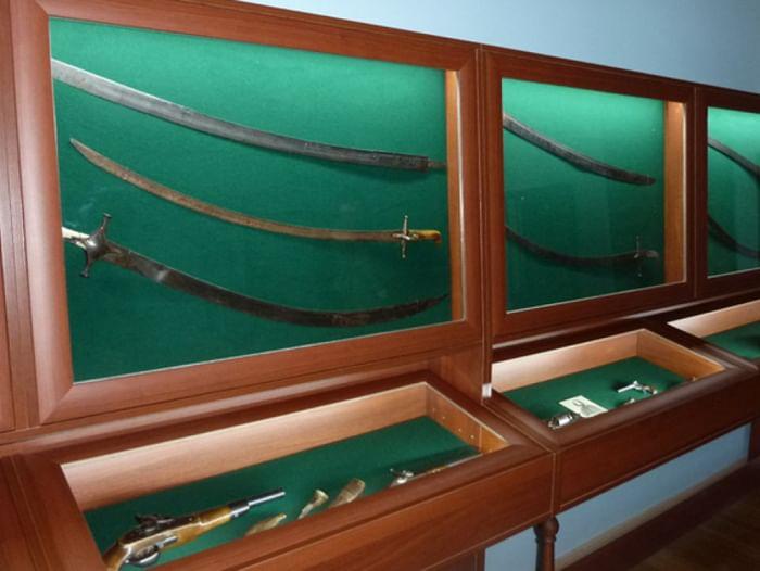 Выставка «Оружейная комната»