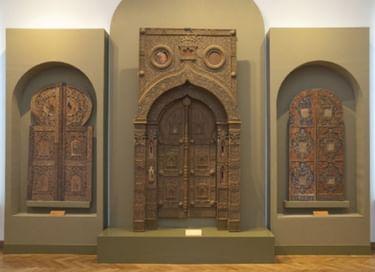 Выставка «Древнерусское резное дерево XIV–XVIII вв.»