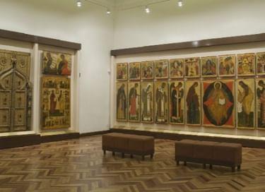 Экспозиция «Русская икона XI–XIX веков»